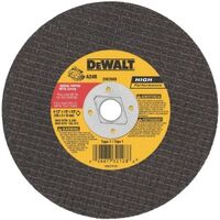 DeWalt DW3508 Type 1 Flat Wheel Abrasive Saw Blade