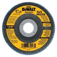 DeWalt DW8311 Coated Type 29 Flap Disc