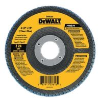 DeWalt DW8356 Coated Type 27 Flap Disc