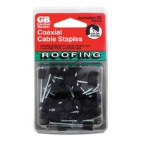 GB PSR-25 Low Voltage Coaxial Roofing Staple