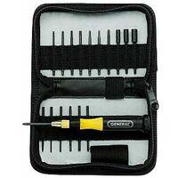 General Tools 63518 Precision Ultratech Screwdriver Set