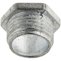 Halex 20701 Rigid Conduit Chase Nipple