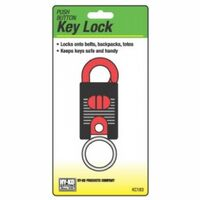 Hy-Ko KC Series Push Button Key Clip