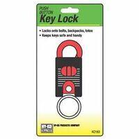 Hy-Ko KC Series Push Button Key Clip