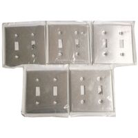 Leviton 003-84009-000 2-Toggle Wall Plate