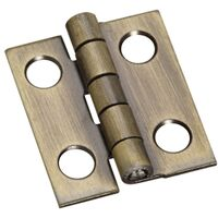 National Hardware N211-201 Decorative Narrow Hinge