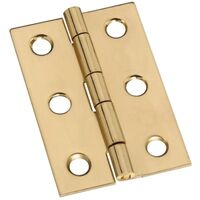 National Hardware N211-375 Decorative Broad Hinge