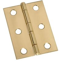 National Hardware N211-391 Decorative Broad Hinge
