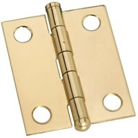 National Hardware V1806 Decorative Ball Tip Hinge
