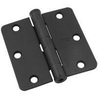 National Hardware S820-753 Round Corner Door Hinge