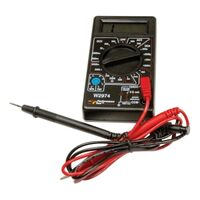 Performance Tool W2974 Multimeter Tester
