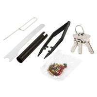 Prime-Line E 2402 Re-Keying Kit