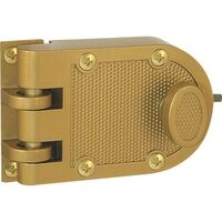 Prime-Line U 9970 Single Cylinder Jimmy-Proof Deadlock