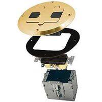 Raco 6239BP Floor Box Kit