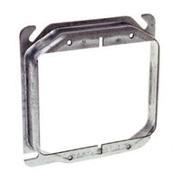 Raco 8781 Drawn Square Two Device and Tile Cover