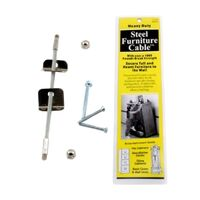 Ready America 2830 Anti-Tip Furniture Cable