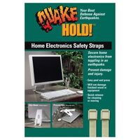 Ready America 4172 QuakeHold Home Electronic Safety Strap