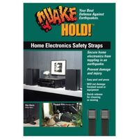 Ready America 4173 QuakeHold Home Electronic Safety Strap