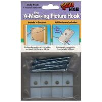 Ready America 4338 Anti-Fall Picture Hook