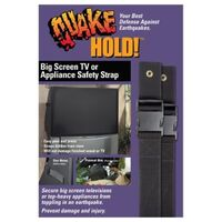 Ready America QuakeHold Adjustable Big Screen and Appliance Strap