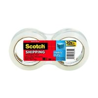 Scotch 3850-2 Packaging Tape With Dispenser