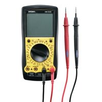 Sperry DM6400 8-Function Handheld Multimeter