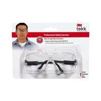 TEKK Protection Professional Adjustable Nosepiece Safety Eyewear