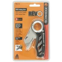 TechniEdge Revo Folding Utility Knife