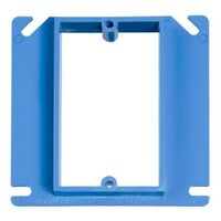 Thomas & Betts A411RR Raised Square Electrical Box Cover