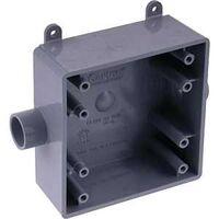 Thomas & Betts E9812DR Rigid Electrical Switch Box