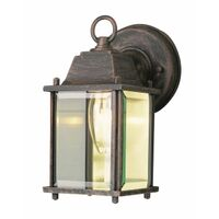 Trans Globe CB-40455-RT Purisima Mission Outdoor Coach Lighting