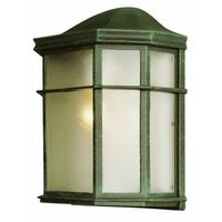 Trans Globe CB-4484-WH Lantern Outdoor Lighting