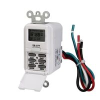 Westek TMDW10 Programmable Weekly Switch Timer