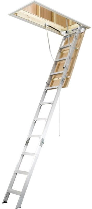 Werner Ah2210 Universal Attic Ladder 375 Lb 3 X 12 1 16