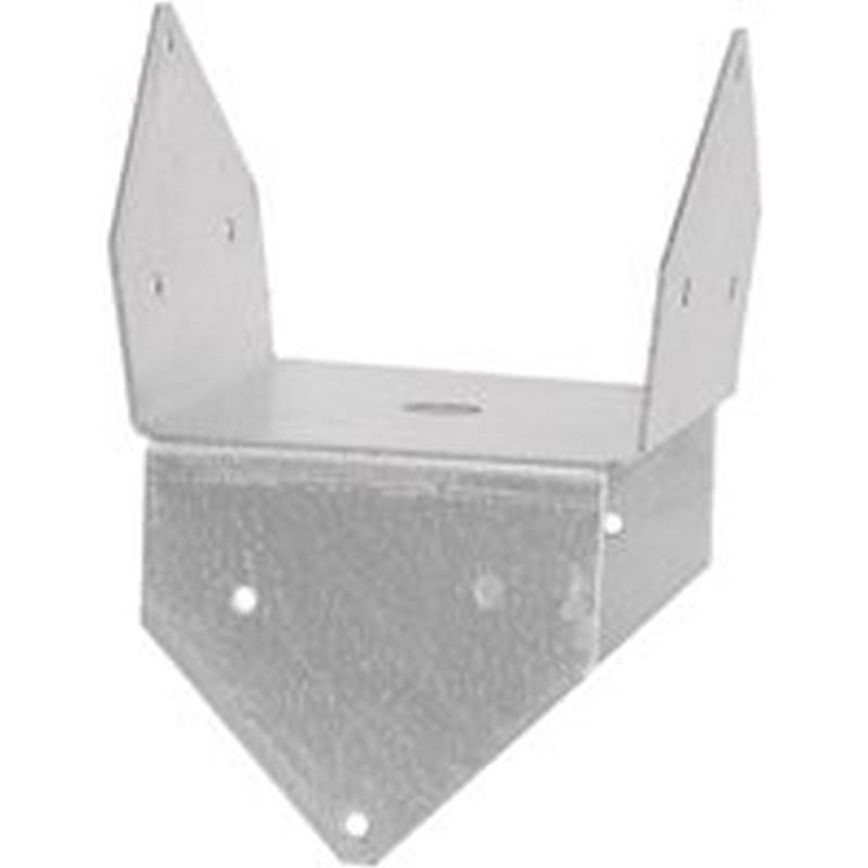 Usp Lumber C66 Tz 1 Piece Post Beam Cap 18 Ga T Steel 10