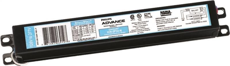 advance centium icn 2p32 n electronic lamp ballast  32 w
