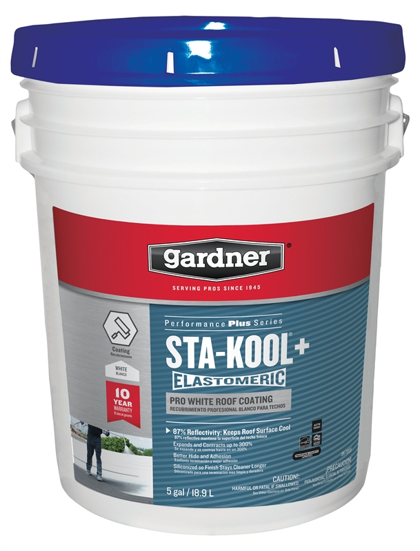 Gardner Gibson Sta Kool Siliconized Acrylic Elastomeric