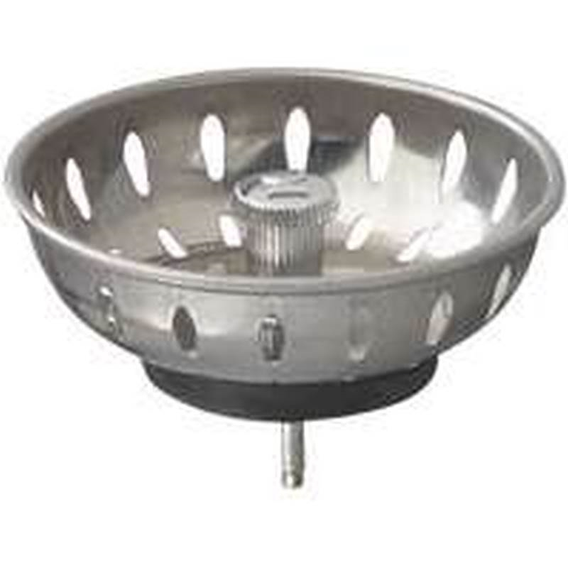 Plumbpak Pp820 22 Replacement Sink Basket Strainer With