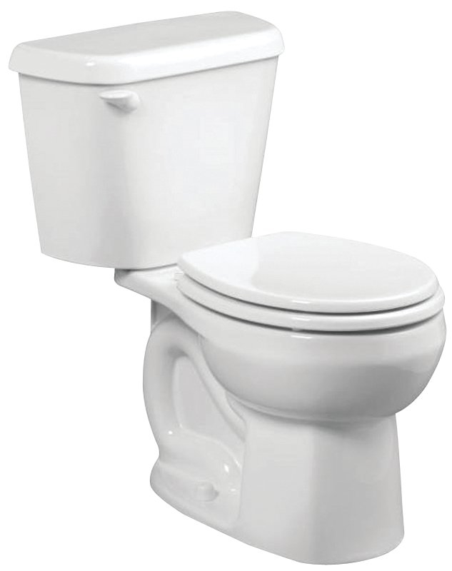 Colony 751da001 020 Complete Toilet 1 6 Gpf Front Round