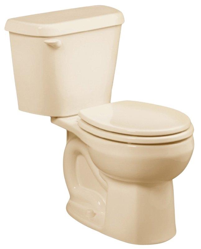 Colony 751da101 021 Complete Toilet 1 28 Gpf Front Round