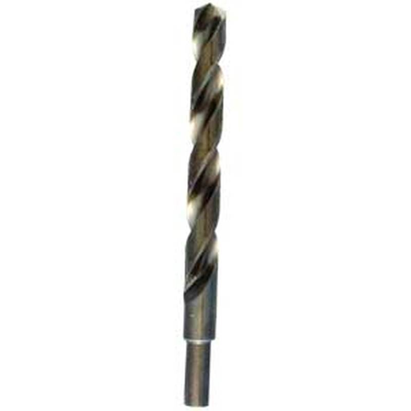 25//64 MT1 x 15OAL Taper Shank Drill