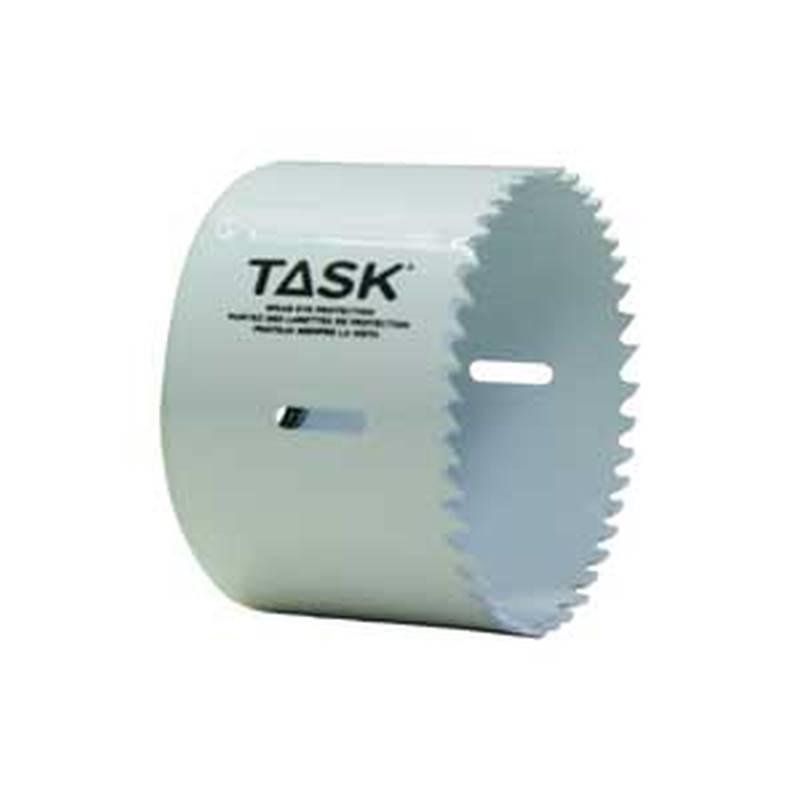 Task Tools T21737 3-1//4-Inch by 1-7//8-Inch Deep Cut Bimetal Hole Saw 2-Piece