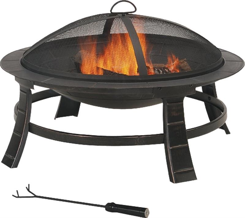 Mintcraft FT-084 Outdoor Firepit
