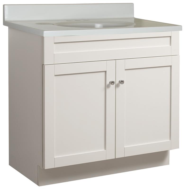Foremost Heartland HEW3018 Traditional Bathroom Vanity
