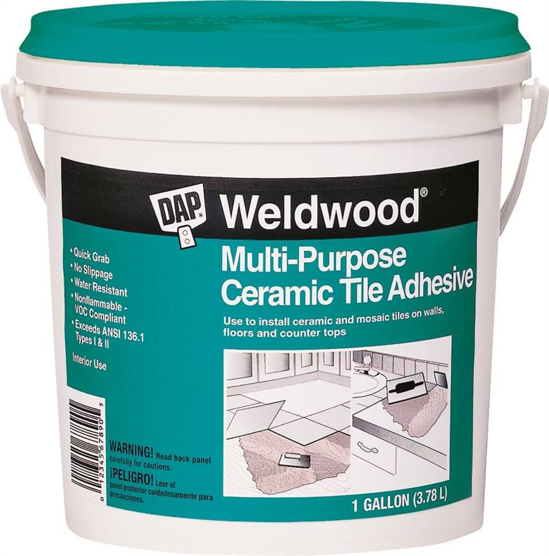 Weldwood 25192 High Strength Multi Purpose Ceramictileadhesive 1