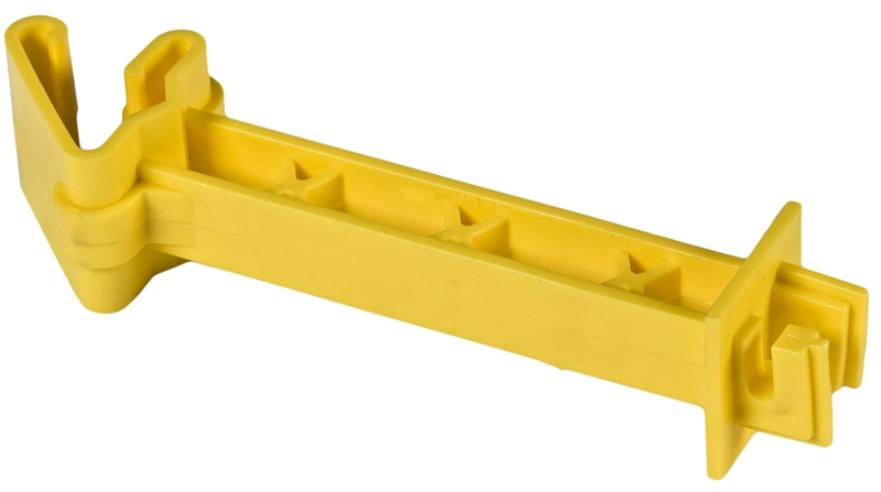 Fi-Shock IT5XY-FS Snap-On Extender Insulator Yellow 5/""