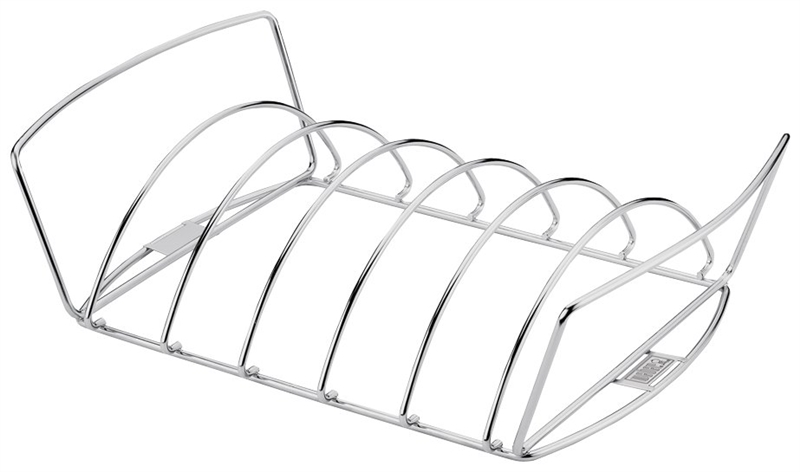Weber Stephen 6469 Original Rib And Roast Holder 10 9 In Height X