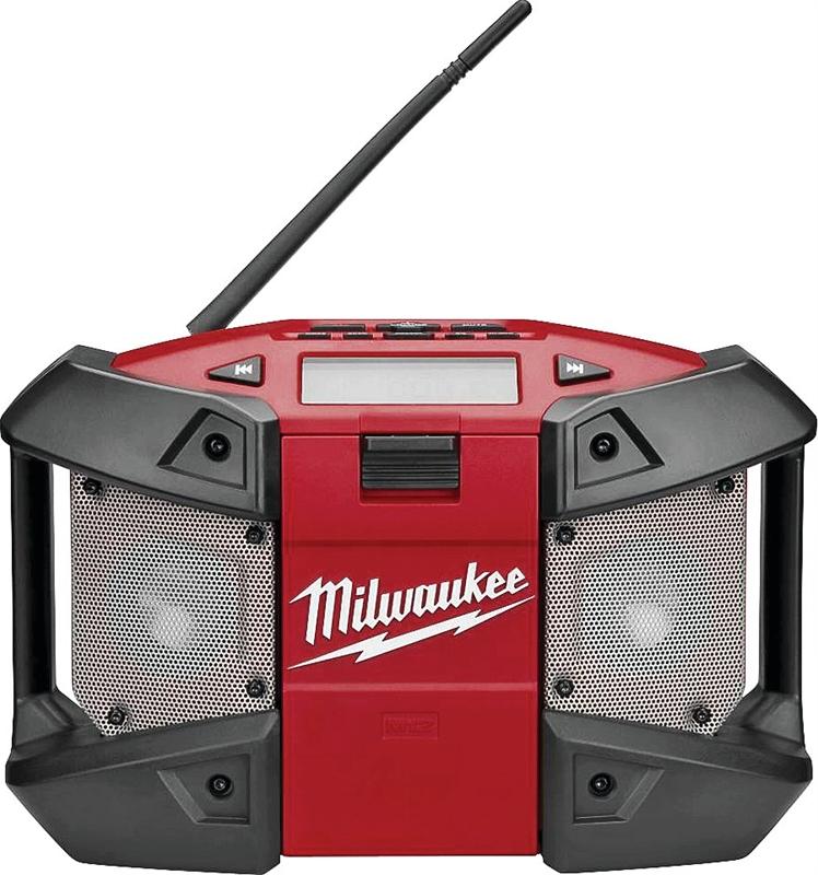 RADIO WTHRPRF W/MP3 M12 CRDLSS