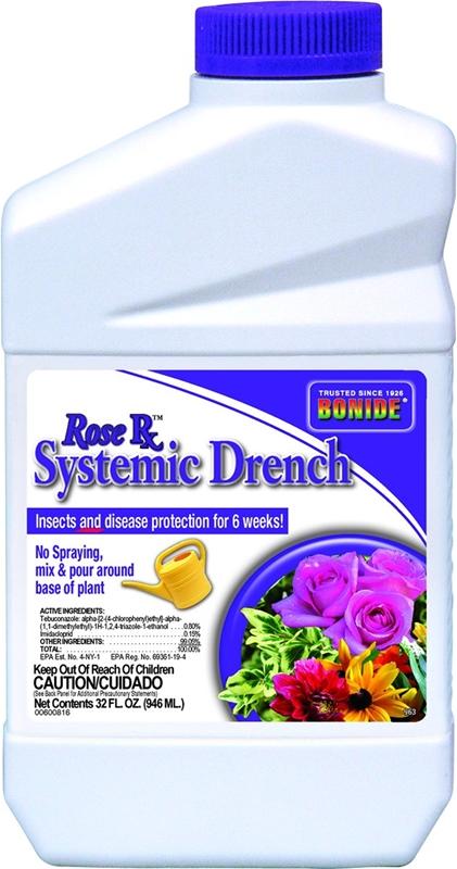 Bonide Rose Rx 963 Systemic Drench