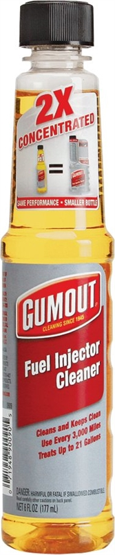 Gumout 800001371 concentrated fuel injector cleaner 6 oz - Prestone interior cleaner walmart ...